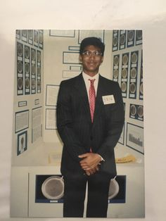 """""""#TBT Ystdy I was told I wasn't nerdy enough for a role. I beg 2 differ. #9thgradesciencefairstatewinner #urwelcome"""""""