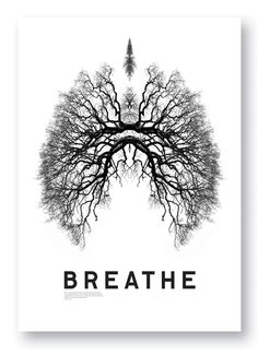 BREATHE_Poster - studio 8 design (seen by @Nievesvgg767 )
