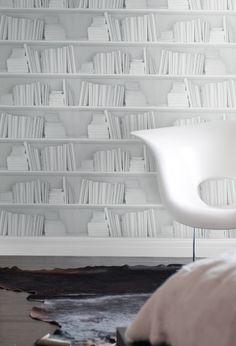 White Bookshelf : The Mint List
