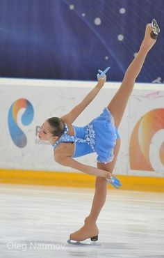Julia Lipnitskaya Russian Nationals