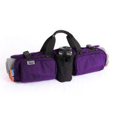 1f13450ddaba Aurorae Yoga Mat Sport Bag Multi Purpose Crossbody Sling Backpack. Great  for Yoga