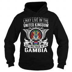 Gambia United Kingdom #Gambia