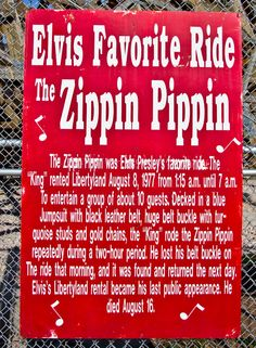 AMUSEMENT ATTRACTION! Zippin Pippin Roller Coaster POV Bay Beach Amusement Park Wisconsin Elvis Presley | Jerry's Hollywoodland Amusement And Trailer Park