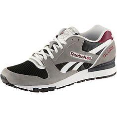 <title>Reebok GL 6000 Sneaker Herren grau/rot/weiß im Online Shop von SportScheck kaufen</title>