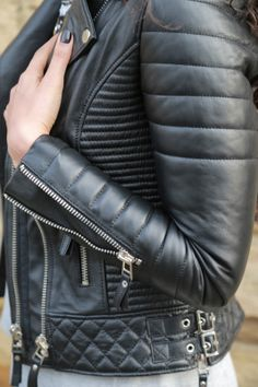 Leather Jacket Bodaskins