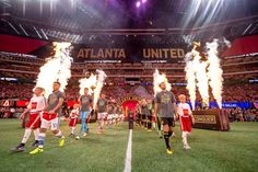 Atlanta United Fc, Mls Soccer, Professional Soccer, Major League Soccer, High Level, Happiness, United States, The Unit, Sports