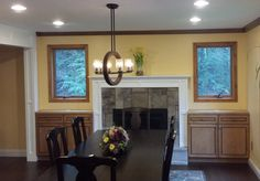 Sirgani Dining Room - JRA Construction Cabinets by Home Central
