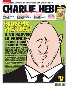 Charlie Hebdo - # 1149 - 25 Juin 2014 - Couverture : Charb et Luz