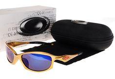 6144e0323 Oakley X-Metals · Oakley Asian Fit Sunglasses Ice Frame Blue Iridium  Polarized Massas, Desfile De Moda, Dicas