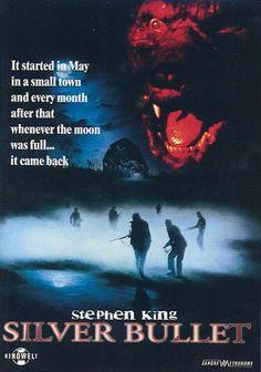 Stephen King Silver Bullet | Silver bullet (Stephen King) - DVD - Discshop.se