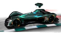 Bentley Speed X - LMP1 11