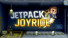 Jetpack Joyride Gameplay   15 July   Windows 10   HD