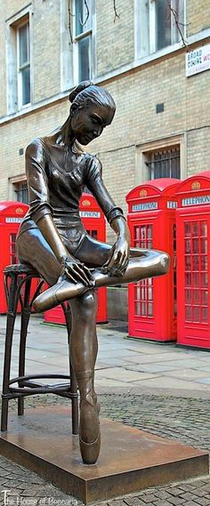 London Calling: The Ballerina of Covent Garden, London ~ House of Beccaria