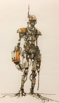 """Ian McQue on Twitter: """"One robodoodle is never enough. https://t.co/3hI3upJMz7"""""""