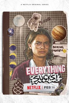 Everything Sucks Poster 11