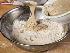 מכינים לחם מחמצת