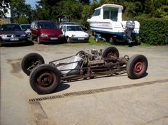 Lakester chassis