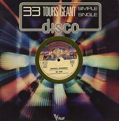 "Donna Summer, Hot Stuff - Yellow Vinyl, French, Deleted, 12"" vinyl single (12 inch record / Maxi-single), Casablanca, C.10511, 116957"