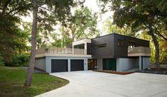 Case di design: architettura dello spazio esterno n.4