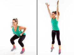 4 Simple Calf Exercises for Long, Lean Legs