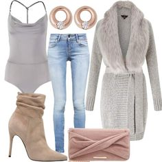 Light Blush | Stylaholic #fashion #style #outfit #look #dress #mode #sexy #trend #luxury