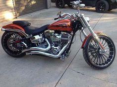 2014 Harley-Davidson FXSBSE Screaming Eagle Breakout - Fairbury, IL #0242649111 Oncedriven #harleydavidsonbreakoutred