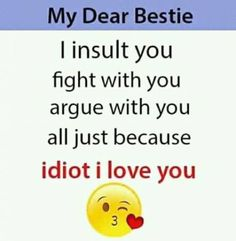 New quotes friendship funny bff so true ideas Sister Quotes Funny, Brother Sister Quotes, Besties Quotes, Best Friend Quotes, Happy Quotes, Funny Quotes, Food Quotes, Funny Memes, Positive Quotes