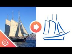 Inkscape for Beginners: Create a Line Art Logo Using Any Image - YouTube
