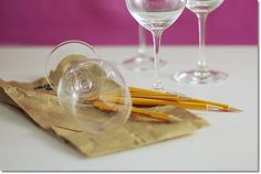 Wine tasting party supplies