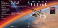 Pulsar Book Cover Design