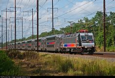 RailPictures.Net Photo: NJT 4638 NJ Transit ALP-46A at Edison, New Jersey by Adrian Corus