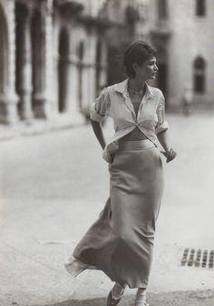 ☆ Helena Christensen   Photography by Mikael Jansson   For Vogue Magazine UK   March 1994 ☆ #helenachristensen #mikaeljansson #vogue #1994