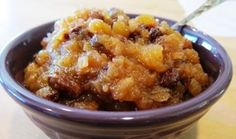 Apple & Sweet Onion Chutney - perfect holiday side! |G-Free Foodie #GlutenFree