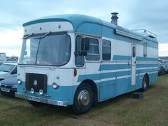OFB556R Bedford by teapotcircus, via Flickr