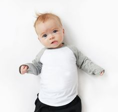 wholesale organic infant and kids ball t-shirt