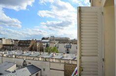 Sophia's Rooftop View Over Paris