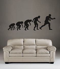 ik1387 Wall Decal Sticker boxing kick boxing evolution sports bedroom sports StickersForLife http://www.amazon.com/dp/B00Z3AADQ8/ref=cm_sw_r_pi_dp_TLeDvb02WWMKN