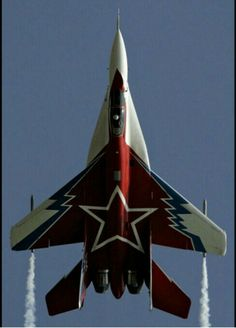 Mikoyan Mig 29 Russian air Force
