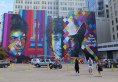 "Kobra featured on Art Force's blog ""7 Awesome Murals For Your Viewing Pleasure"""