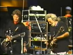 John Fogerty with Jerry Garcia, Bob Weir, and Friends 5-27-1989 Oakland, CA (BHP upgrade) - YouTube