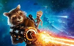 WALLPAPERS HD: Rocket Guardians of the Galaxy Vol 2