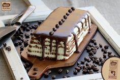 Tarta de galletas y café Köstliche Desserts, Delicious Desserts, Dessert Recipes, Yummy Food, Caviar D'aubergine, Cake Shop, Bakery, Sweet Treats, Favorite Recipes