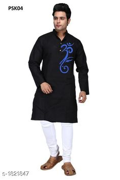 Kurtas Men's Trendy Stylish Poplin Hand Printed Kurta Fabric: Poplin Sleeves: Full Sleeves Are Included Size:  SMLXL2XL3XL4XL5XL (Refer Size Chart) Length: Refer Size Chart Type: Stitched Description: It Has 1 Piece Of Men's Kurta Work: Hand Printed Country of Origin: India Sizes Available: XS, S, M, L, XL, XXL, XXXL, 4XL, 5XL, 6XL   Catalog Rating: ★4 (466)  Catalog Name: Men's Trendy Stylish Poplin Hand Printed Kurtas Vol 1 CatalogID_239570 C66-SC1200 Code: 535-1821847-6831