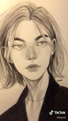 Art Drawings Sketches Simple, Pencil Art Drawings, Drawing Ideas, Aesthetic Art, Aesthetic Drawing, Drawing Techniques, Art Sketchbook, Drawing People, Art Tutorials