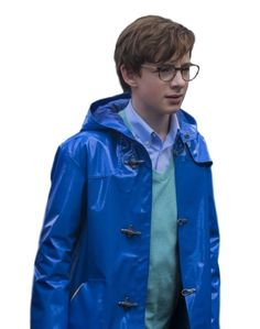 A Series of Unfortunate Events Louis Hynes as Events Klaus Baudelaire just a age of 15 performing very well..