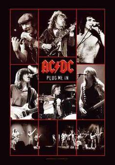 AC/DC ~ Plug Me In