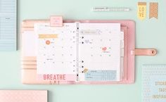 How to use your kikki.K planner as a wellness planner
