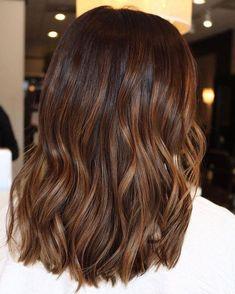 Balayage Hair Caramel, Brown Hair Balayage, Brown Hair With Highlights, Caramel Brown Hair, Auburn Balayage, Hair Color Caramel, Brown Ombre Hair, Warm Brown Hair, Brown Hair Colors