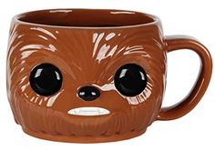 Funko POP Home Star Wars  Chewbacca Mug -- Learn more by visiting the image link.Note:It is affiliate link to Amazon.