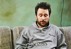 Know yourself.   21 Ways To Live Life Like Charlie Kelly